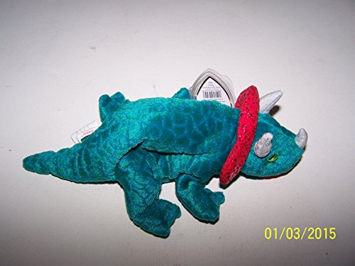TY Beanie Baby - HORNSLY the Dinosaur [Toy]