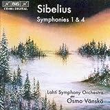Sibelius, Jean: Symphonies Nos. 1 And 4