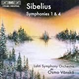 Sibelius: Symphonies Nos. 1 and 4
