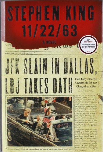 11/22/63  A Novel, Stephen King