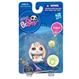 Lop Ear Bunny Littlest Pet Shop Get the Pets #1304 Single Figure