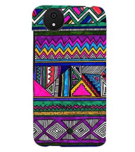 printtech Pattern Back Case Cover for Micromax Android A1::Micromax Canvas A1 AQ4502
