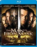 Image de The Man In The Iron Mask (Two-Disc Blu-ray/DVD Combo)