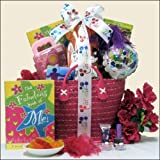 Great Arrivals Girls Get Well Gift Basket Ages 9 to 12, Tween Fashion Therapy