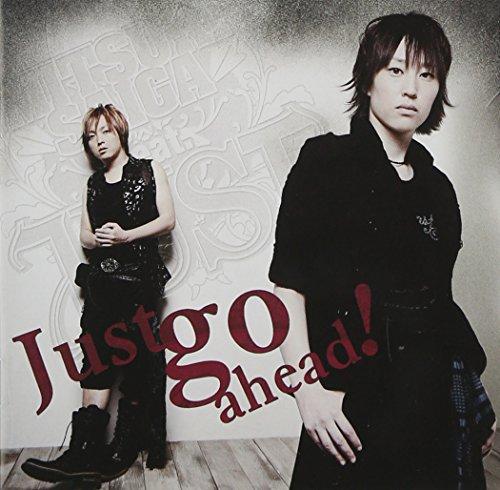 斎賀みつき feat.JUST 1st. mini album Just go ahead! 【豪華盤】