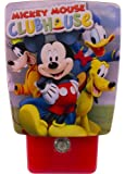 Jasco Products 11754 Disney Mickey Mouse LED Wrap Around Shade Night Light