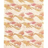Cromer Bird furnishing fabric, by Arthur Haygate Mackmurdo (V&A Custom Print)