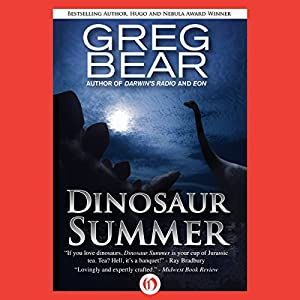 Dinosaur Summer Audiobook