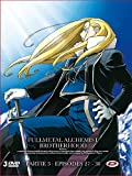 echange, troc Fullmetal Alchemist : Brotherhood - Coffret 3/5