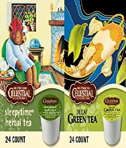 Amazon Com Celestial Seasonings Sleepytime Herbal Tea