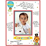 Fisher Price Circus Autograph Photo Matte - Party Supplies