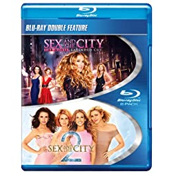 Sex & The City & Sex & The City 2 [Blu-ray]