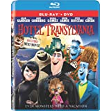 Hotel Transylvania (Blu-ray / DVD + UltraViolet Digital Copy) ~ Adam Sandler