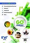 GO Inkjet - 105 Feuilles de Papier Ph...
