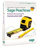 Sage Peachtree Premium Accounting For Construction 2011 [OLD VERSION]