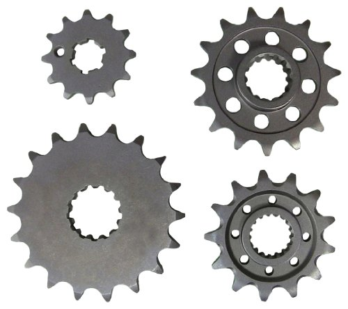 JT Sprockets JTF410.14 14T Steel Front Sprocket jt sprockets jtr503 45 45t steel rear sprocket