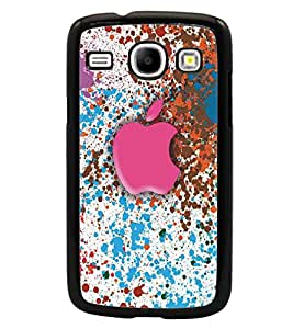 PrintDhaba Apple D-5359 Back Case Cover for SAMSUNG GALAXY CORE i8262 (Multi-Coloured)