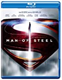 Man of Steel [Blu-ray + UV Copy] [2013] [Region Free]