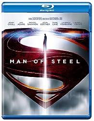 Man of Steel [Blu-ray + UV Copy] [2013] [Region Free]