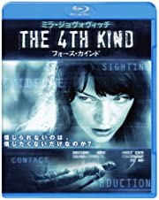 THE 4TH KIND フォース・カインド [Blu-ray]
