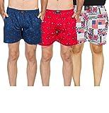#5: Yo Republic Mens Cotton Boxer Shorts Combo offer (Pack of 3)