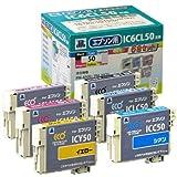 エプソン EPSON IC6CL50 6色セット 対応 ジットリサイクルインクカートリッジ