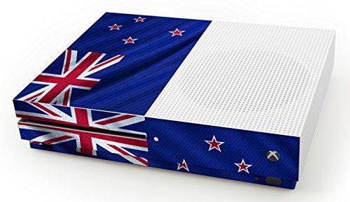 pelle-di-disegno-microsoft-xbox-one-s-bandiera-di-nuova-zelanda-design-skin