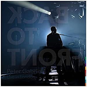 Peter Gabriel: Back to Front - Live in London (Deluxe Edition) [Blu-ray][2014][NTSC]