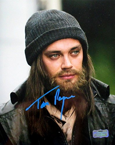"Tom Payne Autographed/Signed The Walking Dead Paul ""Jesus"" Monroe 8x10 Photo"