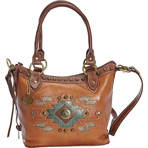 american-west-zuni-passage-convertible-bucket-tote-golden-tan-antique-brown-one-size