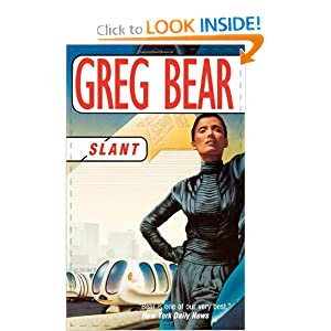Slant by Greg Bear