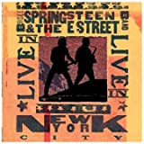 Bruce Springsteen Live In New York City Bruce Springsteen & The E Street Band