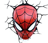Marvel-Comics-3D-Spider-Man-Mask-Wall-Light
