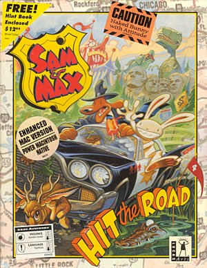 Day of the Tentacle / Sam and Max Hit the Road