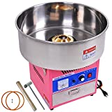 """20"""" Pink Tabletop Commercial Cotton Candy Machine GEN3 Electric Floss Maker Carnival"""