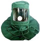 防塵 フェイス プロテクター 粉塵 保護 マスク