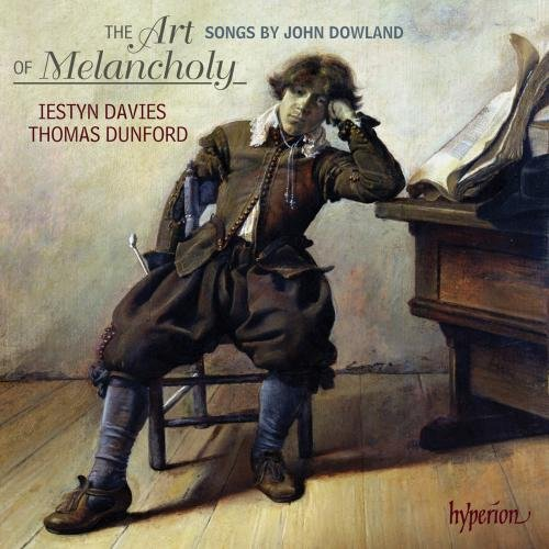 Iestyn Davies And Thomas Dunford-The Art Of Melancholy Songs By John Dowland-CDA-2014-wAx Download
