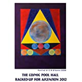 The Cosmic Pool Hall: Racked-Up for Ascension 2012 (The Art of C R Strahan Note Cards, Boxed Set of 8 Cards/Envelopes--Blank Inside) ~ C R Strahan