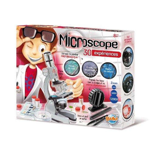 Buki - MS907B - Microscopes and optical - Microscopio 30 experimentos (versión en francés)