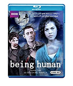 Being Human: Season 4 [Blu-ray]