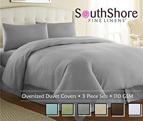 Southshore Fine Linens Aspen Springs 3 Piece Oversized
