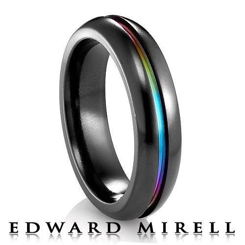 Edward Mirell Wedding Bands 6 Fabulous