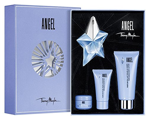 Thierry Mugler - ANGEL LOTE 4 pz