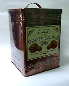 The Bakery at Barnham Hill Ginger Snaps 2lbs.