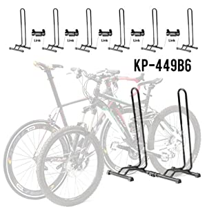 Bicycle Display Floor Rack Bike Repair Stand