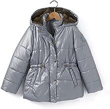 REssentiel Little Girls Fleece-Lined Padded Jacket