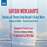 Mercadante: Sinfonia On Themes From Rossini's Stabat Mater [Francesco La Vecchia] [Naxos: 8573035] Giammarco Casani