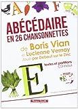 Ab�c�daire en 26 Chansonnettes de Boris Vian et Lucienne Vernay (CD inclus)