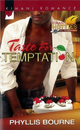 Image of Taste for Temptation (Kimani Romance)