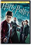 Cover art for  Harry Potter and the Half-Blood Prince (Single-Disc Full Screen Edition)